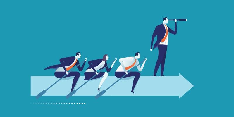 Les 4 grandes typologies de chefs d'entreprise … et vous, quel leader êtes-vous ?